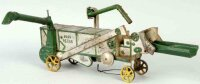 Vindex Cast-Iron Tugs-Rollers John deere farm toy,...