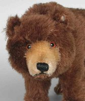 Steiff Baers A bear with head to tail mechanism from...