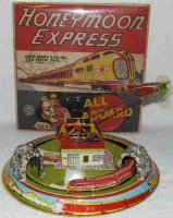 Marx Toys Honeymoon Express