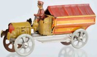 Distler Penny Toy Truck 11,4