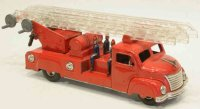 Guenthermann Tin-Fire-Truck Fire department with...