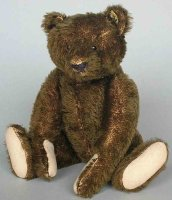 Steiff Baers From 1949 is this mohair bear that are made...