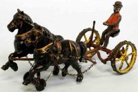 Wilkins Carriages Mower 9,5 2 horses