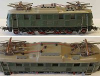 Maerklin Railway-Locomotives Electric locomotive #MS...