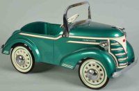 Garton Toy Co Tin-pedal cars Oldsmobile pedal car mad of...