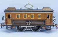 Maerklin Railway-Locomotives 20 volt electro-locomotive...