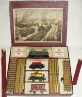 Maerklin Railway-Trains Freight train package comes with...