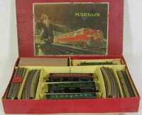 Maerklin Railway-Trains Train package with electric...