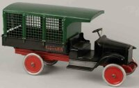 Buddy L Tin-Trucks Screen side express truck of pressed...