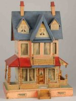 Bliss Rufus Dollshouses -Accessories Doll house signed on...