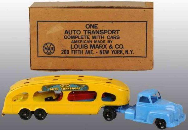 Marx Vehicles-Trucks transport truck 59,7