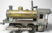 Maerklin Railway-Locomotives Spirit steam locomotive with...