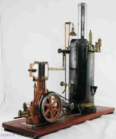 Unknown Steam-Toys-Vertical-Steam-Engines Steam plant,...