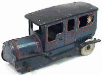 Orobr Tin-Oldtimer Limousine lithograped wind-up toy,...