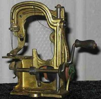 Judson Daniel & Sons Toy sewing machines Tabitha...