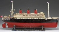 Maerklin Tin-Ships Ocean liner probably modeled after the...