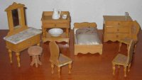 Schneegass & Soehne Dolls_Accessories Bedroom set
