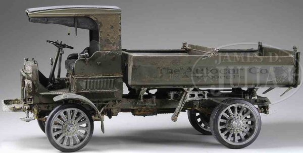 Autocar Company Military-Vehicles Model of the autocar military transport vehicle.  Built by t