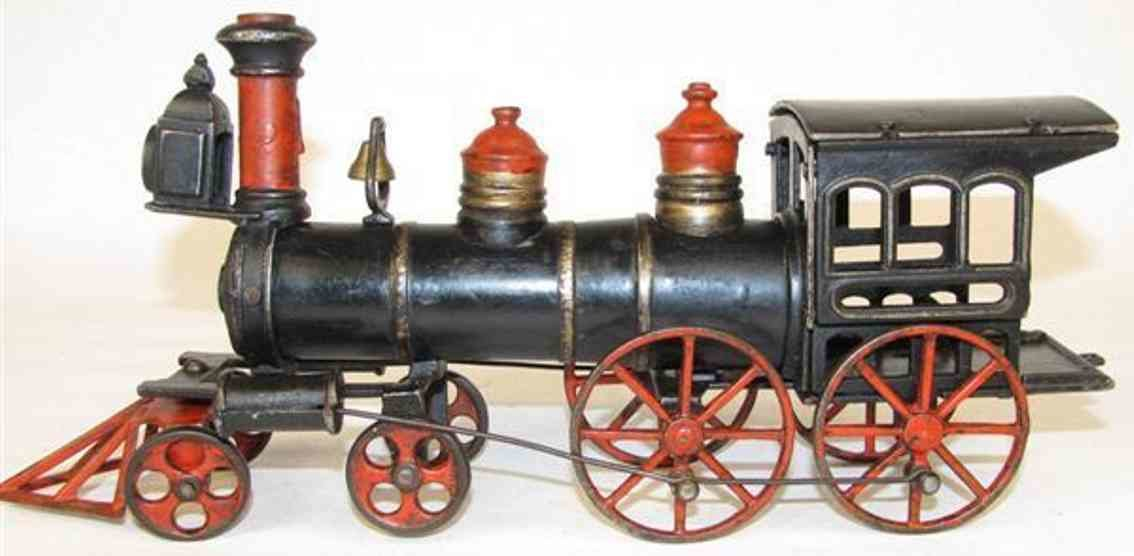 Nycrr Cast Iron Train: DATABASE FOR OLD TOYS