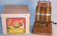 Seidel Michael Tin-Toys Cash Register Famos made ??of...