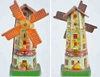 Distler Penny Toy Windmill