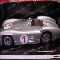 Schuco Tin-Race-Cars Studio III Mercedes Benz Streamlined...