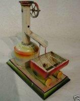 Doll Steam Toys-Drive Models Water pump