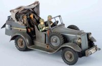 Hausser (Elastolin) Military-Vehicles Nachrichten...