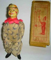 Staudt Leonhard Tin-Clowns Circus clown
