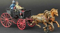 Kenton Hardware Co Cast-Iron-Carriages Two seat trap made...