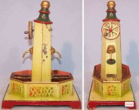 Doll Steam Toys-Drive Models Fountain No. 627/2 made of...