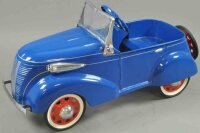 Gendron Wheel Company Tin-pedal cars Pedal car, pressed...