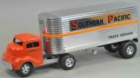 Smith-Miller Tin-Trucks GMC cab with Fred Thompson...