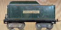 Lionel Railway-Tender 384T tender with eight wheels made...