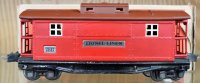Lionel Railway-Freight Wagons Caboose with eight wheels,...
