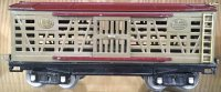 Lionel Railway-Freight Wagons Cattle car with eight...