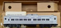 Lionel Railway-Passenger Cars Passenger car with eight...