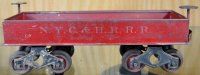 Howard Electric Novelty Company Railway-Freight Wagons...