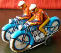 Niedermeier Philipp Tin-Motorcycles Tin friction double...