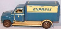 Tippco Tin-Trucks Hanomag Express truck made of tin,...