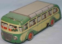 Arnold Tin-Buses Coach without drive, made of tin,...