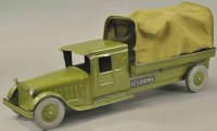 Cor-cor toy company Military-Vehicles US army truck,...