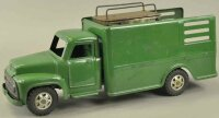 Buddy L Tin-Trucks Express truck with prototype lift,...