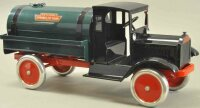 Keystone Tin-Trucks Packard tank truck, pressed steel,...