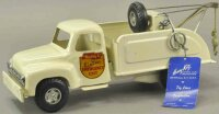 Buddy L Tin-Trucks Electric Emergency unit truck,...