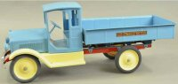 Sturditoy Tin-Trucks Trucking Company truck, pressed...