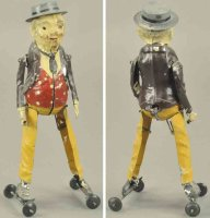 Guenthermann Tin-Figures Foxy grandpa, possibly...