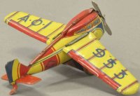 Ingap Tine Ariplanes Airplane with foldable wings,...