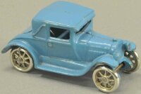 Arcade Cast-Iron Oldtimer Coupe with rumble seat, cast...