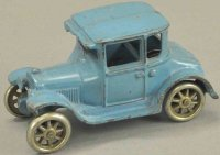 Arcade Cast-Iron Oldtimer Model T coupe, cast iron,...